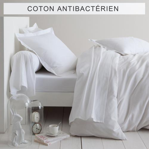 3 SUISSES Collection - DH GL BLANC SANITIZ - Linge de lit