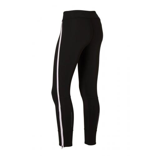 Adidas Performance - Legging femme Climacool&reg noir/rose xs - Vêtement de sport
