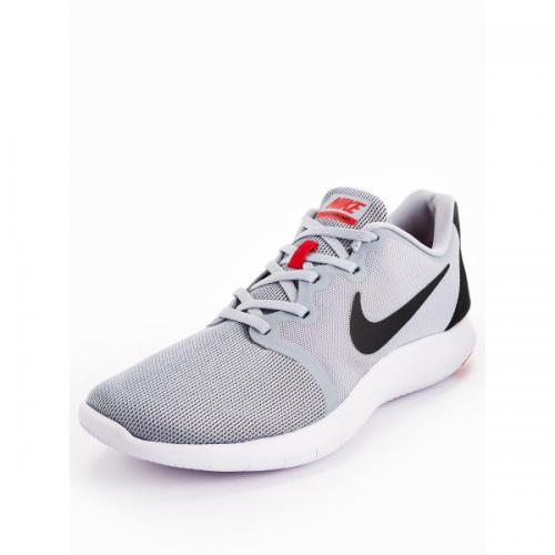 Nike - Flex Contact 2 Nike gris/noir 40 - Baskets de sport