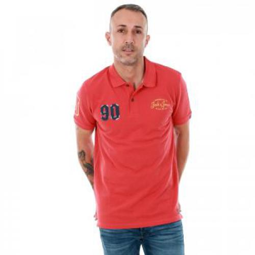 Jack & Jones - Polo manches courtes homme Jack&Jo rge s - T-shirt / Polo