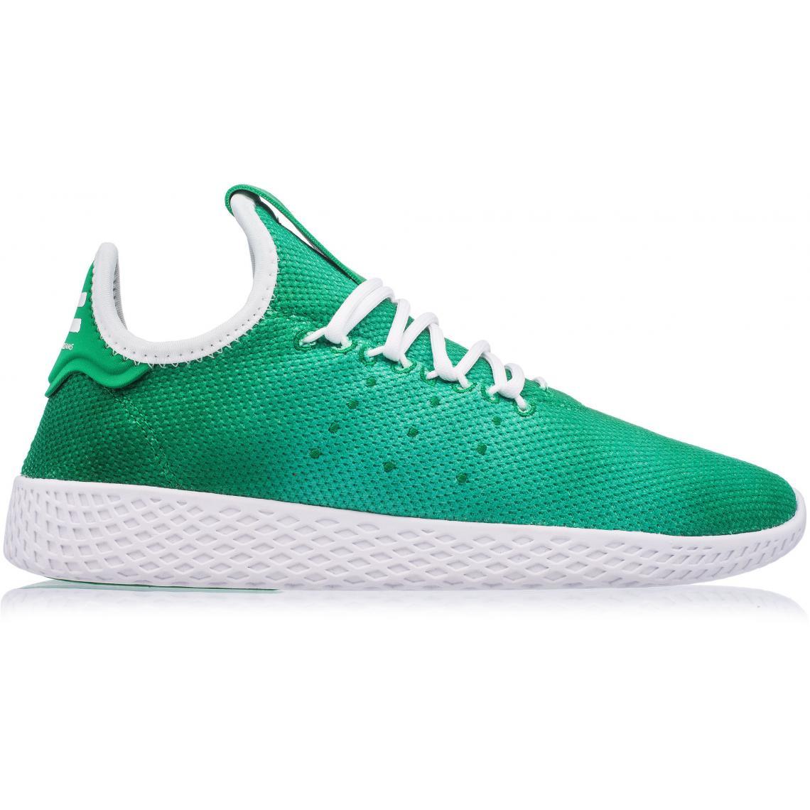 Baskets pw hu holi tennis hu vert Adidas Originals Les