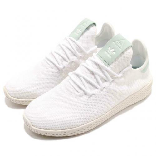 Adidas Originals - PW TENNIS HU adidas Origin blanc / ve 38 - Baskets