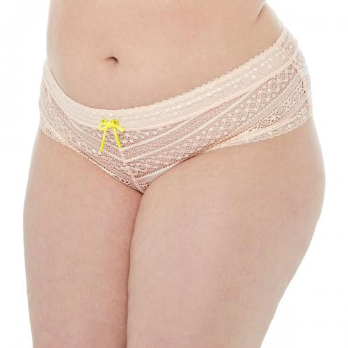 Pomm Poire - Shorty poudre Libre-rose - Shorties, boxers