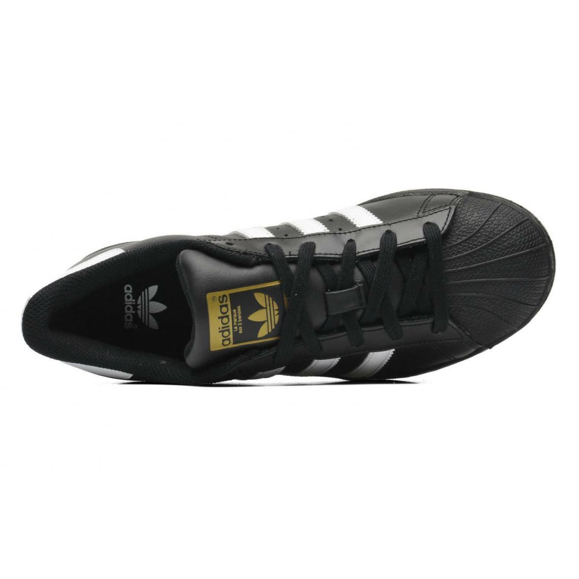 c91e857af1e04 Originals Baskets Et Noir Superstar Suisses Adidas Garçon Blanc3 Yf7v6bgIy