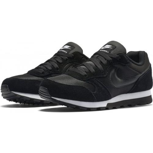Nike - Sneakers basses à lacets runner Nike homme - Noir - Chaussures