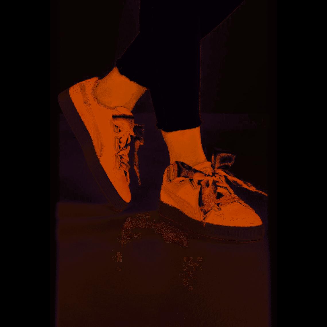 basket puma basse
