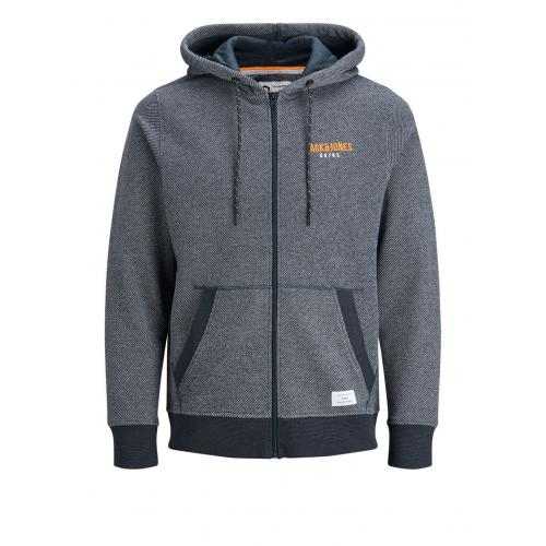 Jack & Jones - Sweat zippe à capuche homme Jack&Jones