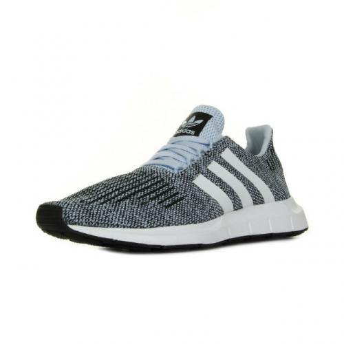 Adidas Originals - SWIFT RUN Q2 adidas Origin noir/blanc 38 - Baskets