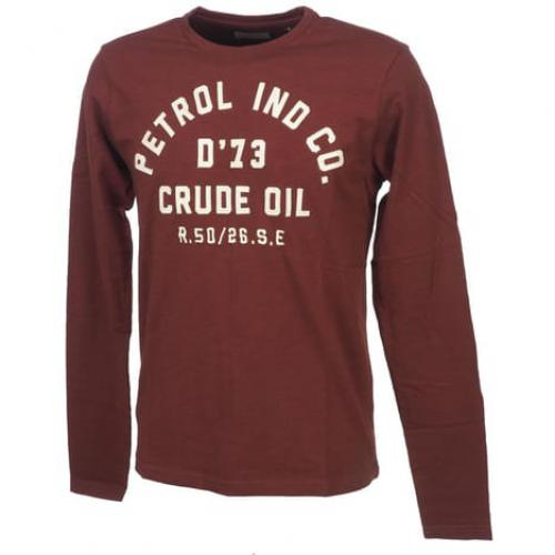 T-shirt manches longues homme Petrol Petrol Homme