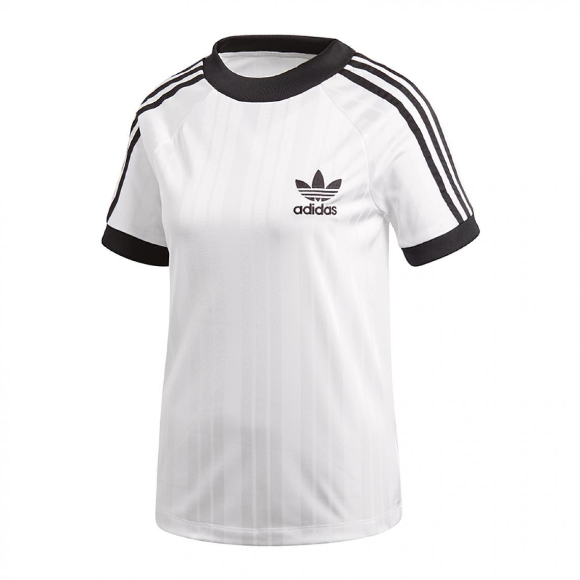 Tee shirt manches courtes SC FootB femme adidas Originals