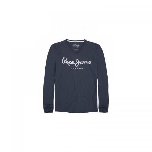 Pepe Jeans - Tee-shirt manches longues Pepe Jeans - Vêtements homme