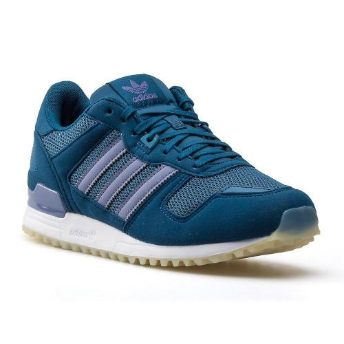Adidas Originals - Tennis Adidas Originals bleues femme - Baskets