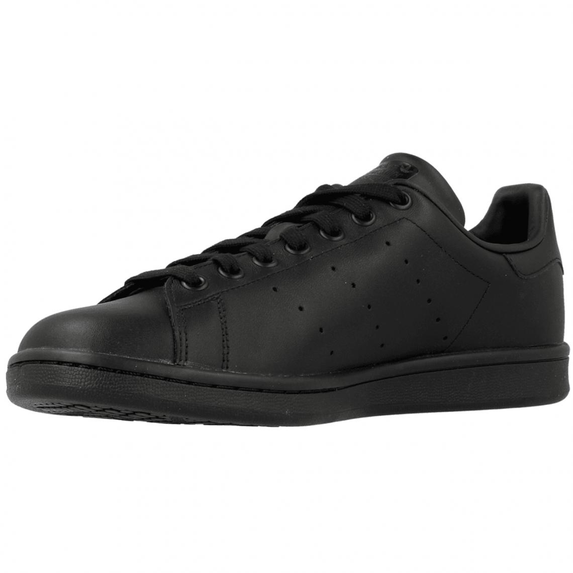 adidas Originals STAN SMITH Noir Livraison Gratuite