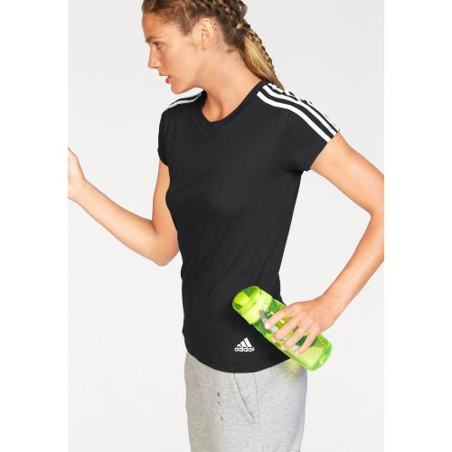 Adidas Performance - T-shirt manches courtes Adidas Performance femme - Noir - Adidas Performance