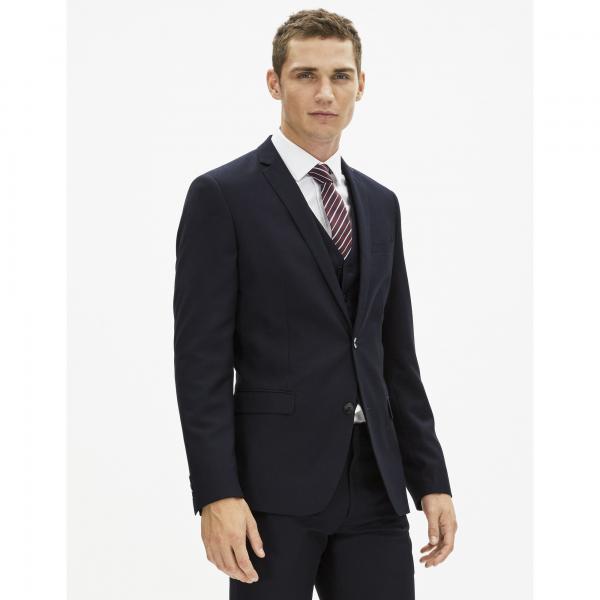 New York comment acheter qualité et quantité assurées Veste de costume Homme Celio - Bleu 1 Avis