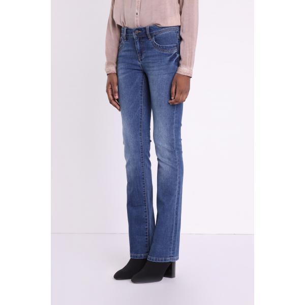 Jeans bootcut used Instinct Plus de détails
