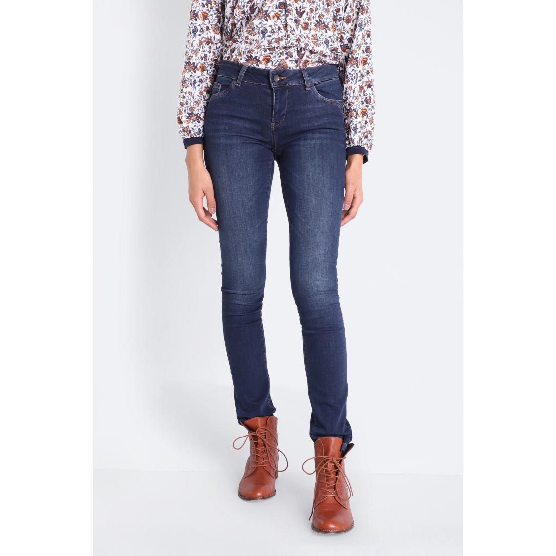 Jeans femme slim - Bonobo - Modalova
