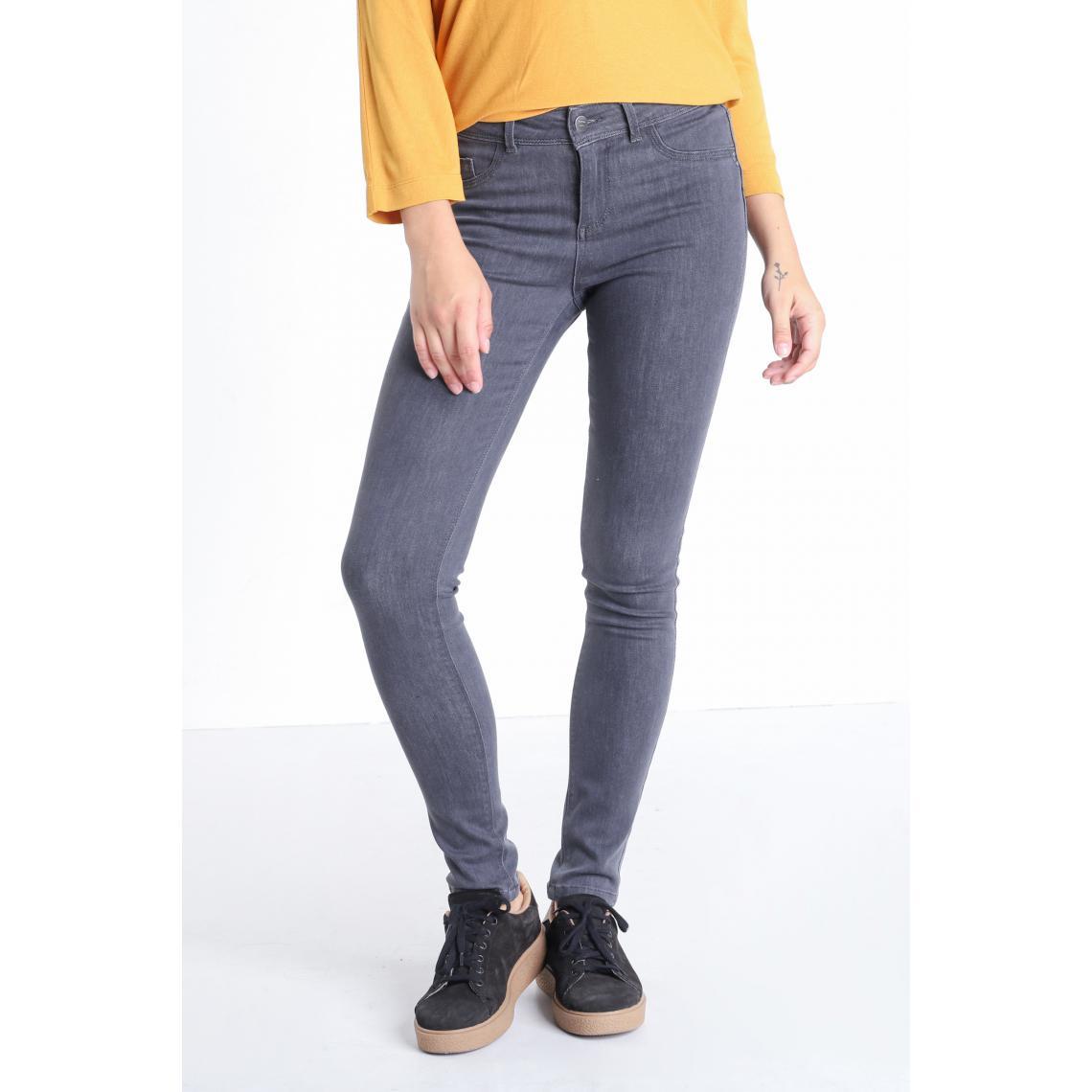 Jeans jegging skinny taille haute - Bonobo - Modalova