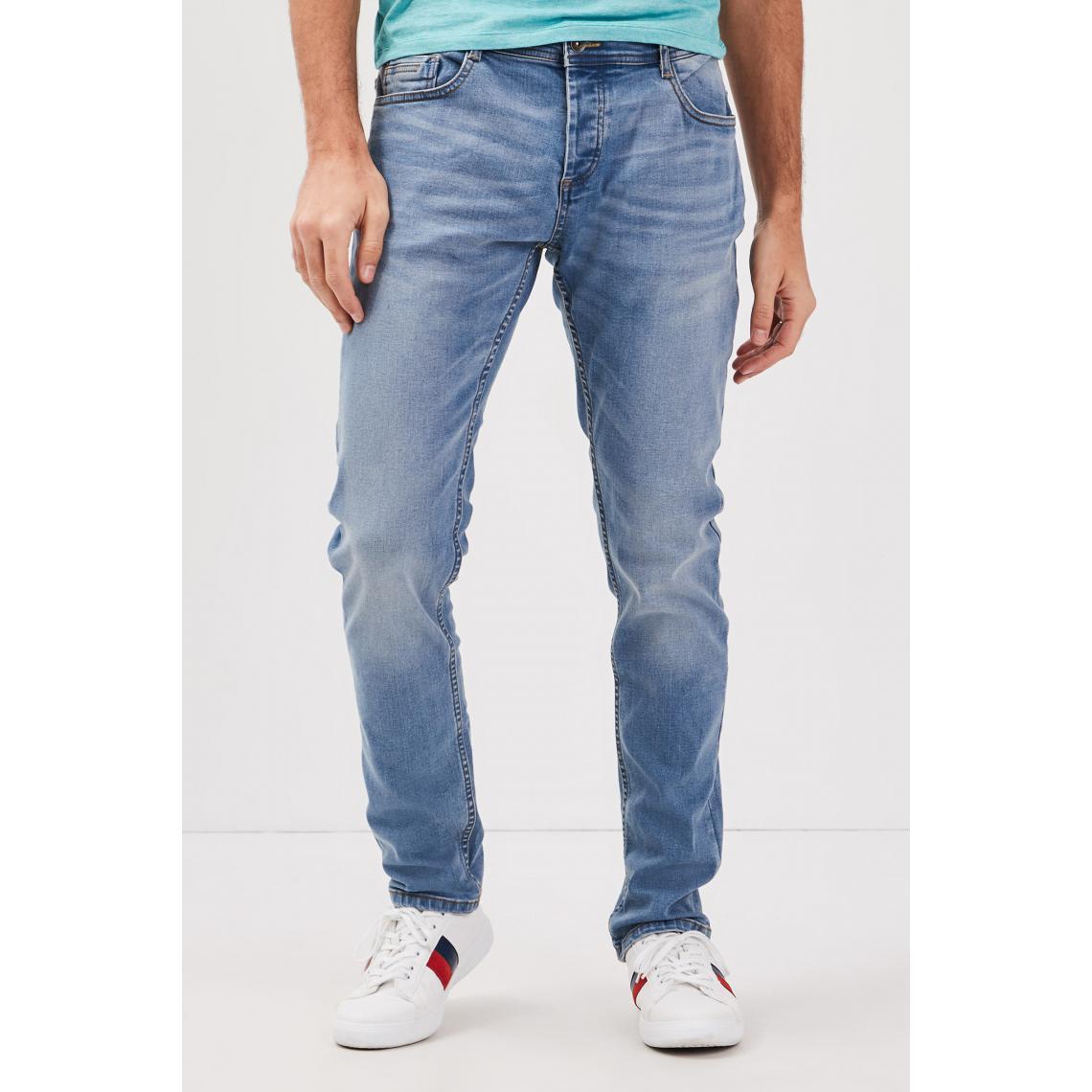 Jeans slim crinkle Instinct - Bonobo - Modalova