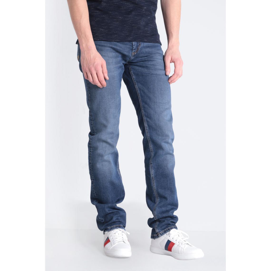 Jeans straight homme used L32 - Bonobo - Modalova