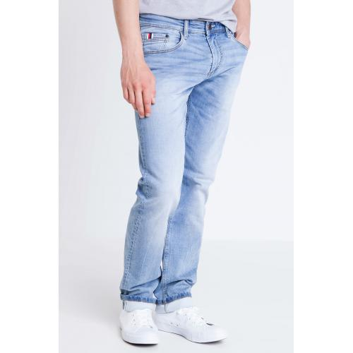 Bonobo - Jeans straight homme used L32 - Promos vêtements homme