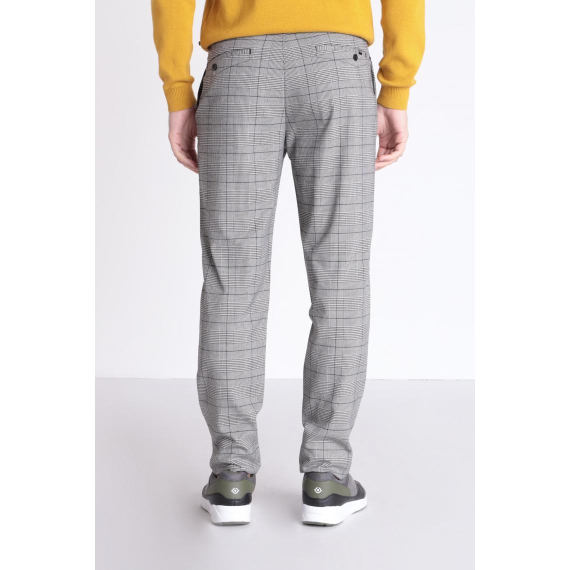 Pantalon chino prince de galles pXrQJ