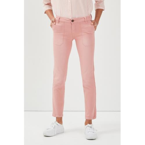 Bonobo - Pantalon Instinct slim - La mode Rose