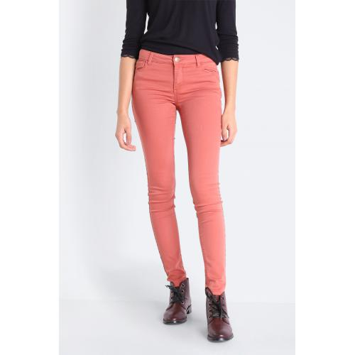 Bonobo - Pantalon skinny push up - La mode Rose