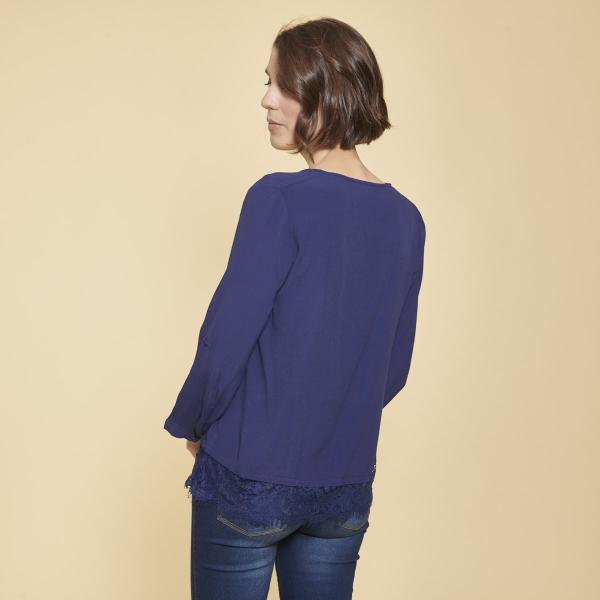 Blouse 3 SUISSES Collection