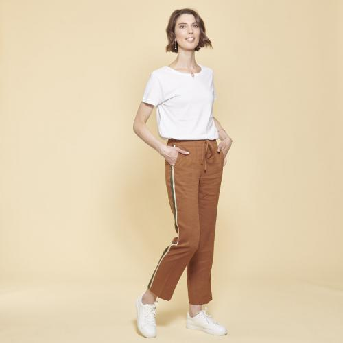 Pantalon decontracté 3 SUISSES Collection