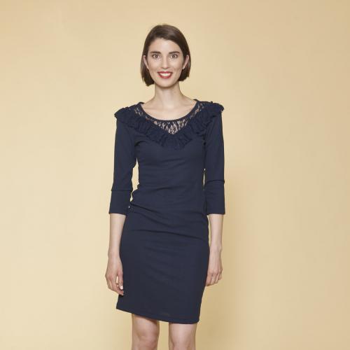 Petite robe 3 suisses