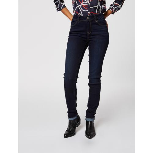 Morgan - Jeans slim taille standard à poches - Jean slim