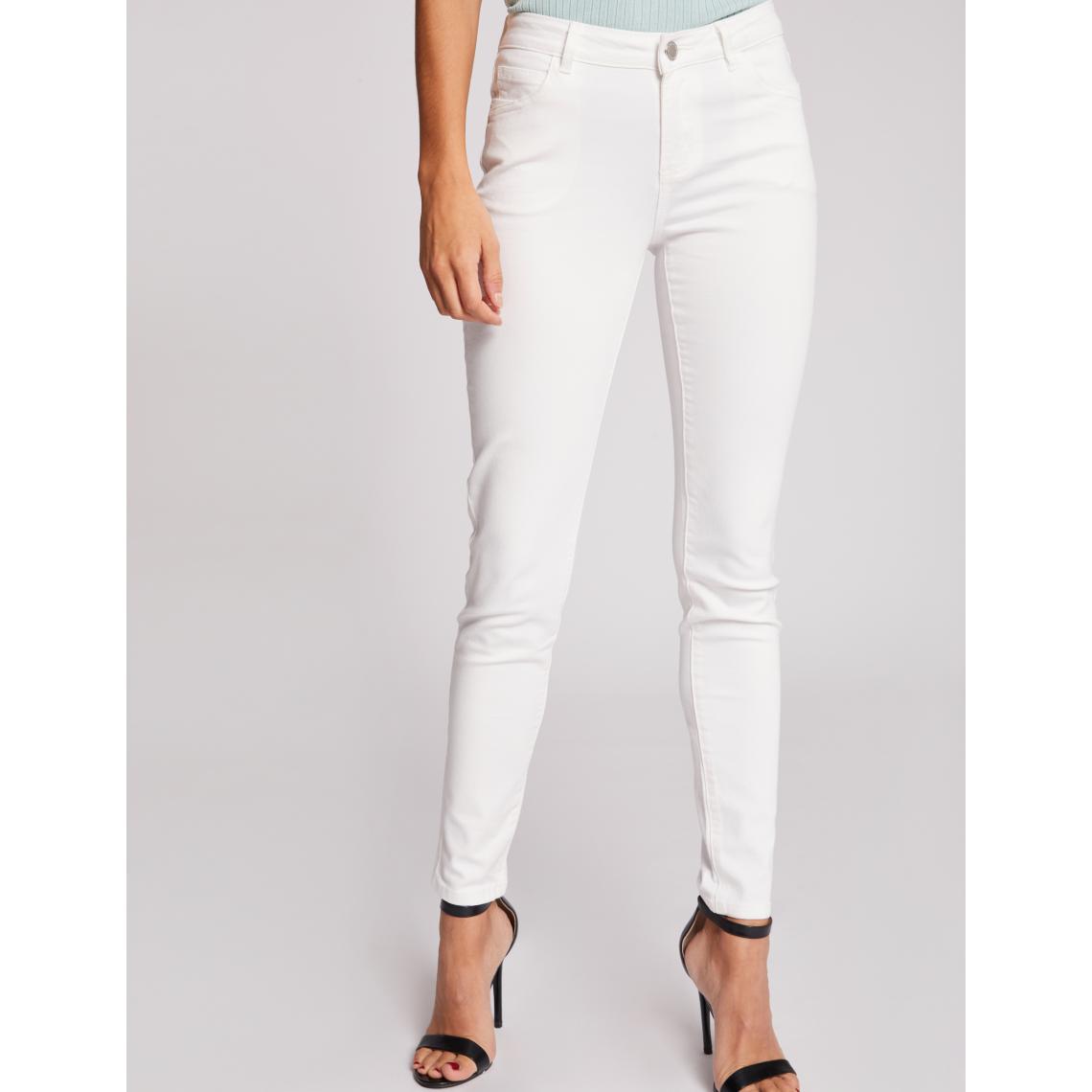 Pantalon droit taille standard - Morgan - Modalova