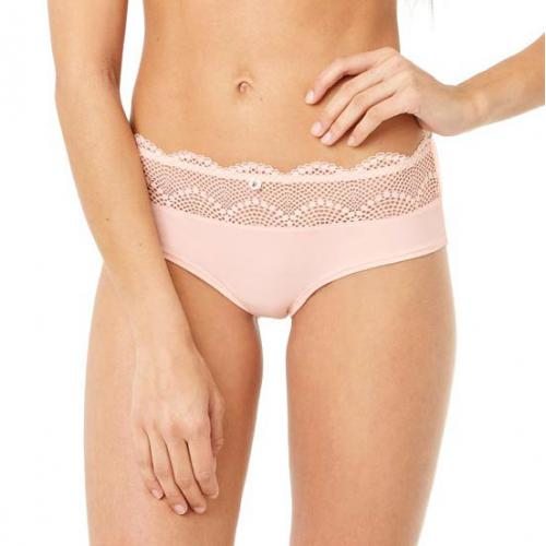 Morgan Lingerie - Shorty poudre Marilou MORGAN - Shorties, boxers