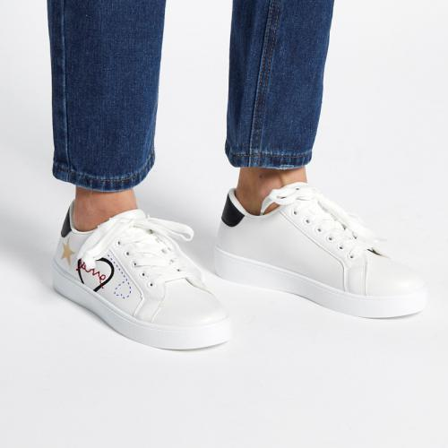 3S. x Stylist - Baskets Love Jenny - Les chaussures