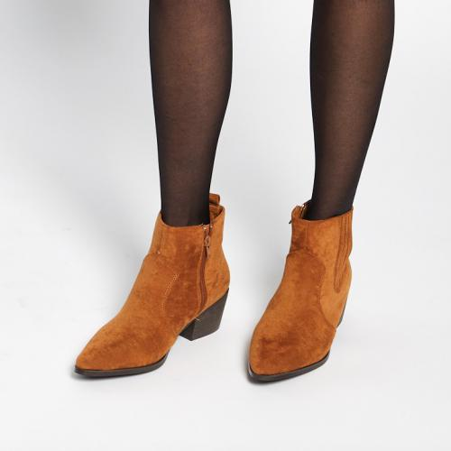 3S. x Stylist - Bottines Carlota - Bottes / Bottines