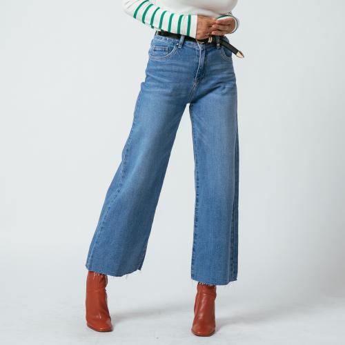 3S. x L'Edition - Jean flare Jane - Jean femme