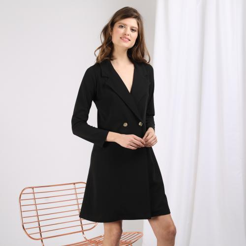 3S. x Le Vestiaire - Robe tailleur Eden - Mode made in france