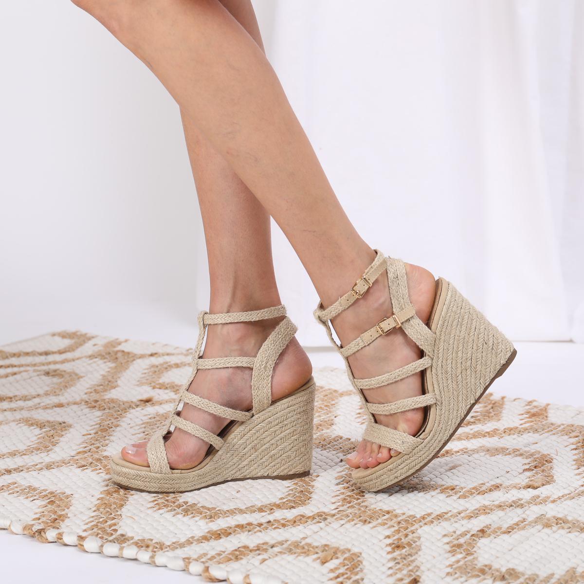Sandales Jenny Plus de détails
