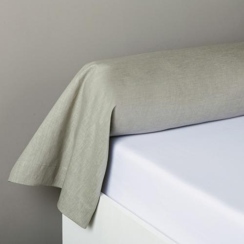 3S. x Collection - Taie d'oreiller coton TRIO - beige - Linge de lit