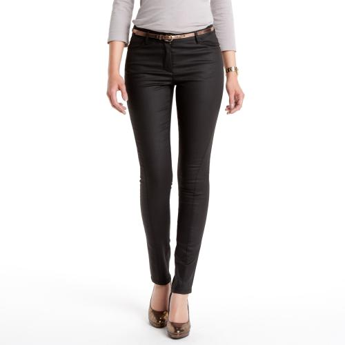 3 SUISSES Collection - SLIM ENDUIT - Vêtements femme