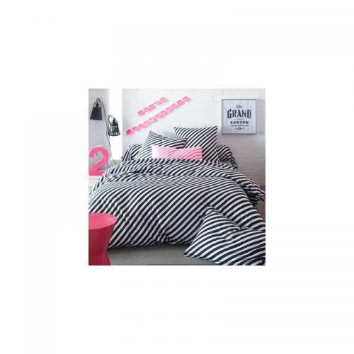 housse de couette coton plouf blanc fluo blanc 3suisses. Black Bedroom Furniture Sets. Home Design Ideas