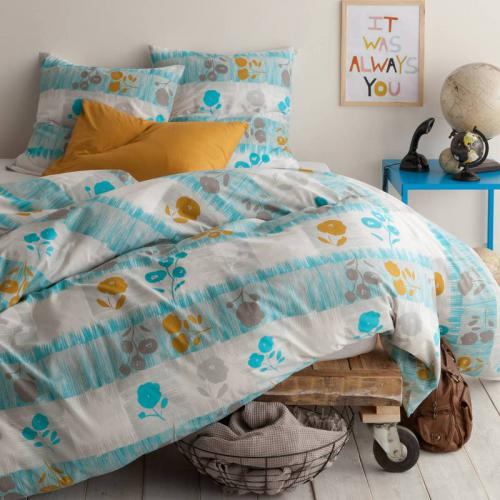 parures de lit adulte linge de lit adulte 3 suisses. Black Bedroom Furniture Sets. Home Design Ideas