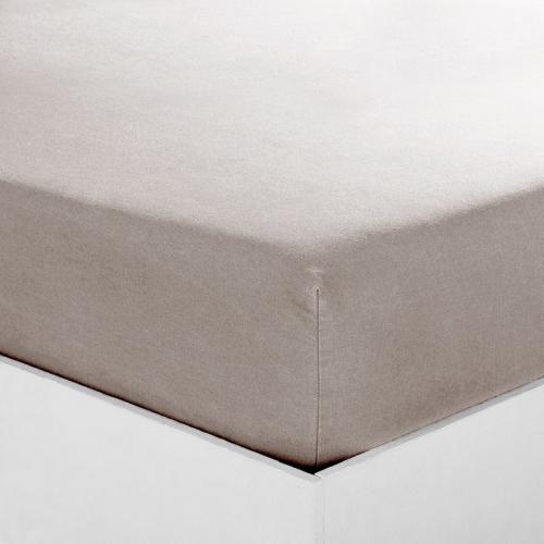 3 Suisses Collection - Drap-housse coton uni PERCALE - Draps housse unis