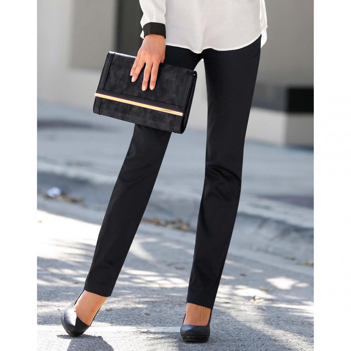 Pantalon taille haute Collection - 3 SUISSES - Modalova
