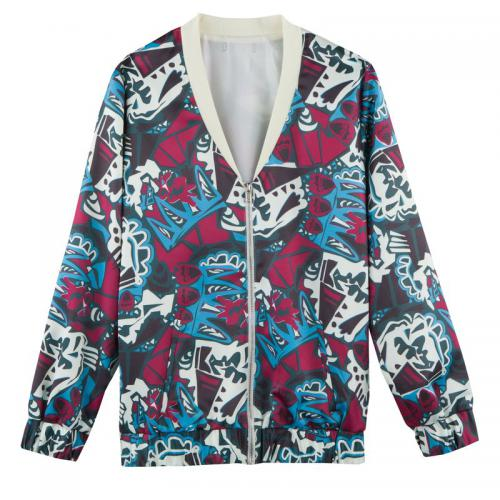 Blouson zippé esprit teddy femme 3 SUISSES Collection - Multicolore 3 SUISSES Collection