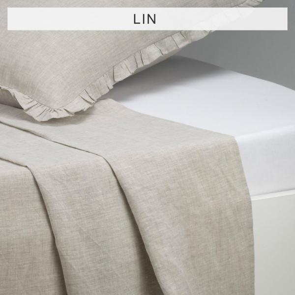 Draps unis 3 SUISSES Collection