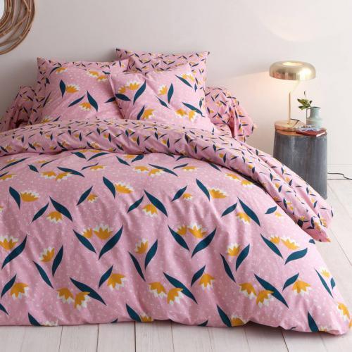 housse de couette linge de lit 3 suisses. Black Bedroom Furniture Sets. Home Design Ideas