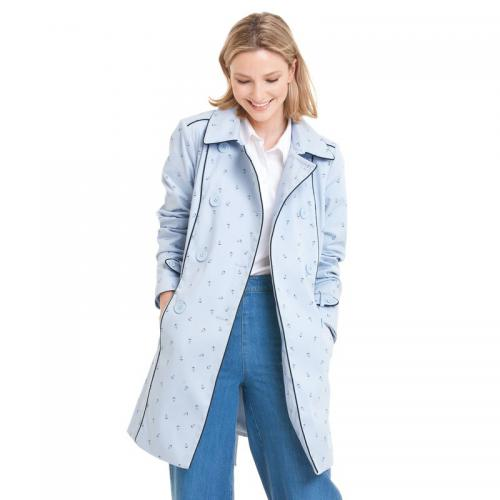 3 SUISSES Collection - Trench imprimé femme - Multicolore - Trench