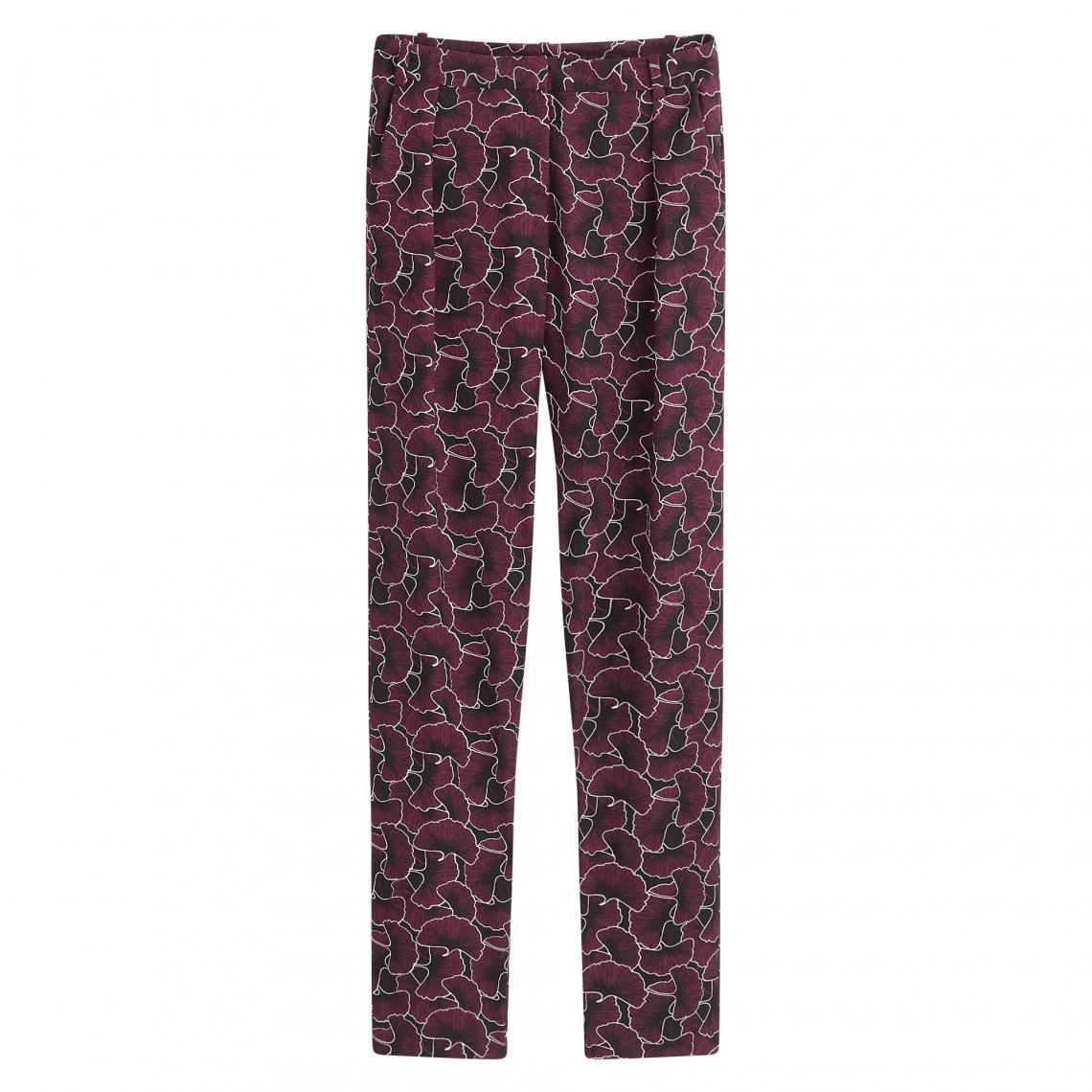 Pantalon Fluide Imprime Femme 3 Suisses Collection Imprime Fleurs